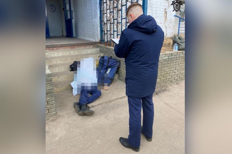 Видео смертельной перестрелки инкассаторов в Нижнем Новгороде появилось в сети. Фото: пресс-служба СУ СКР по Нижегородской области
