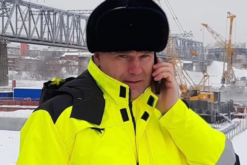 Замминистра транспорта Новосибирской области Сергея Ставицкого оставили в СИЗО. Фото: соцсети