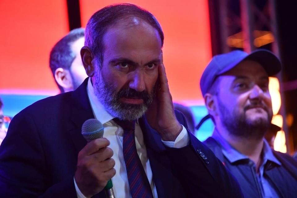 Никол Пашинян предложил Владимиру Путину построить новую АЭС в Армении