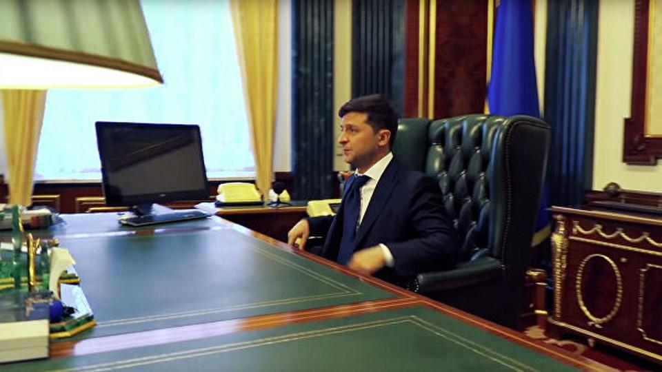 Похищение Чауса и доставка его в Киев задумывались прямо в кабинете Зеленского. Фото:соцсети