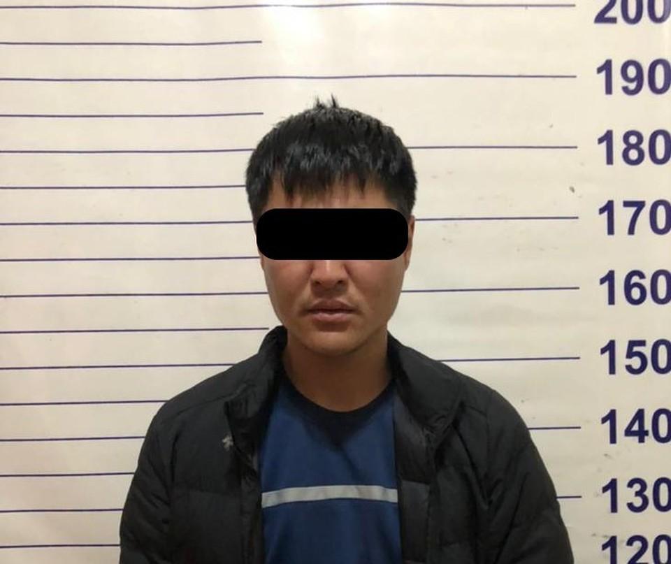 Один из подозреваемых в соучастии преступления задержан.