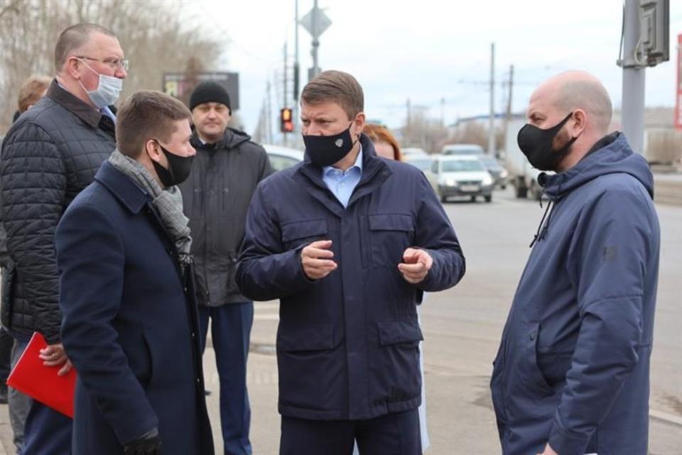Фото: Администрация Красноярска