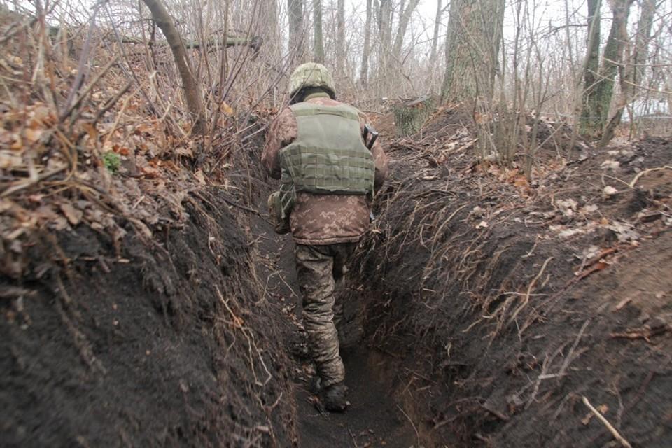Боевые действия в Донбассе идут уже семь лет