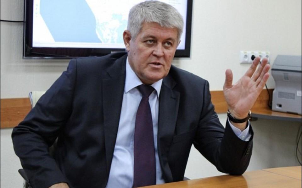 Сергей Сергеев. Фото: администрации Анапы.