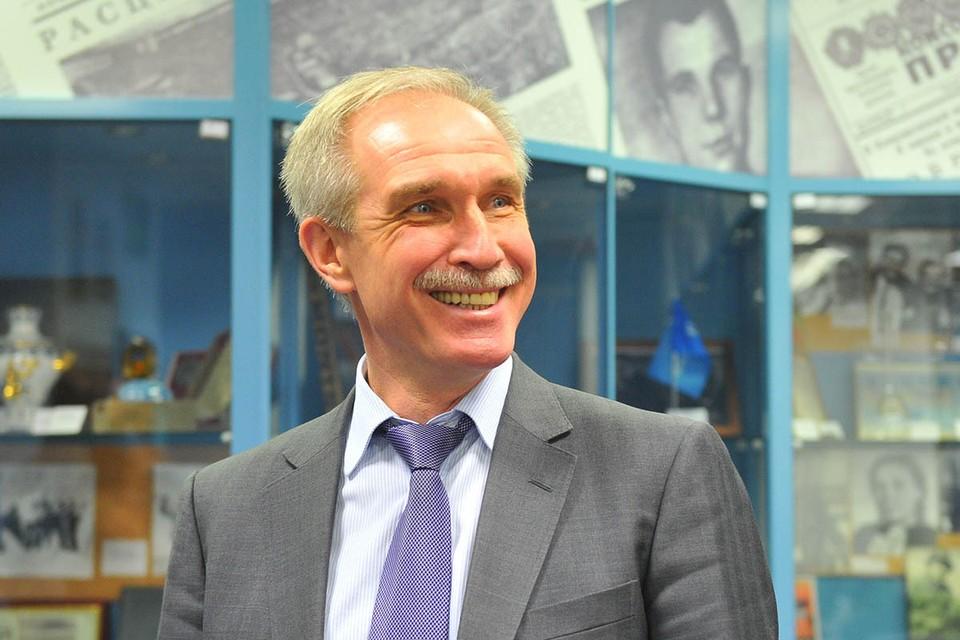 Глава Ульяновской области Сергей Морозов объявил о добровольном уходе с должности.