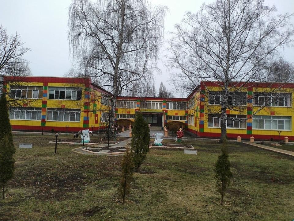 Обновленный детский сад № 91 радует глаз. В нем тепло и комфортно.