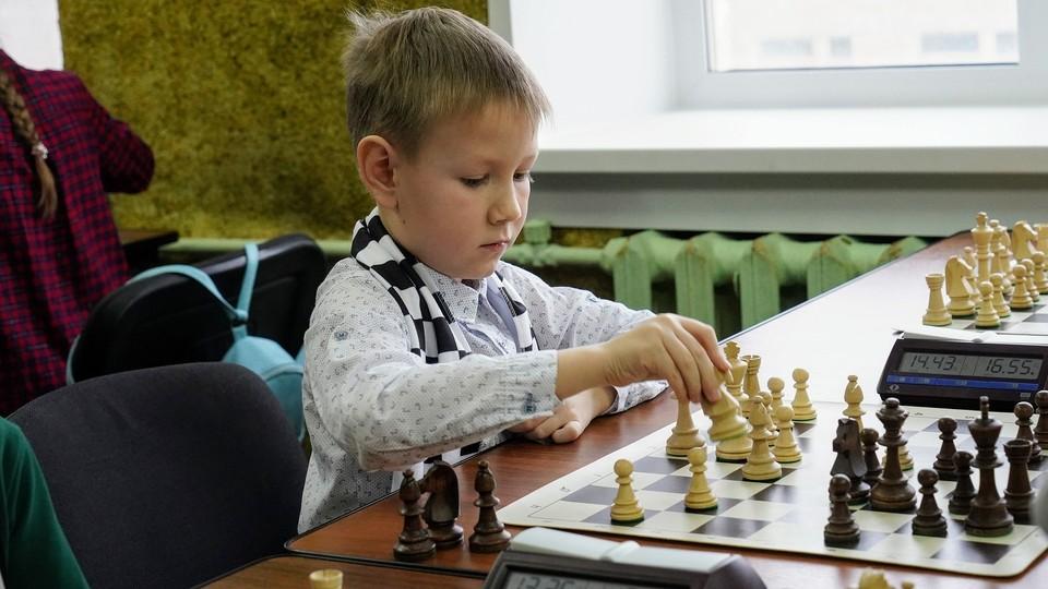 Шахматная смена для детей в лагере «Лесная страна» открылась в Удмуртии