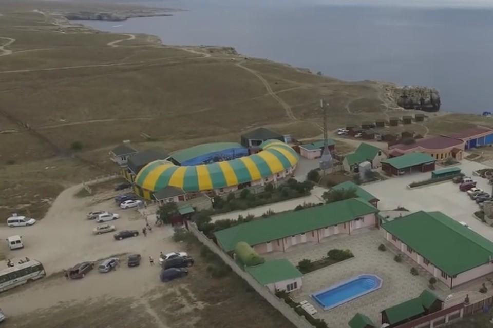 Дельфинарий в поселке Оленевка на мысе Тарханкут открылся в 2013 году. Фото: Юрий Павленко