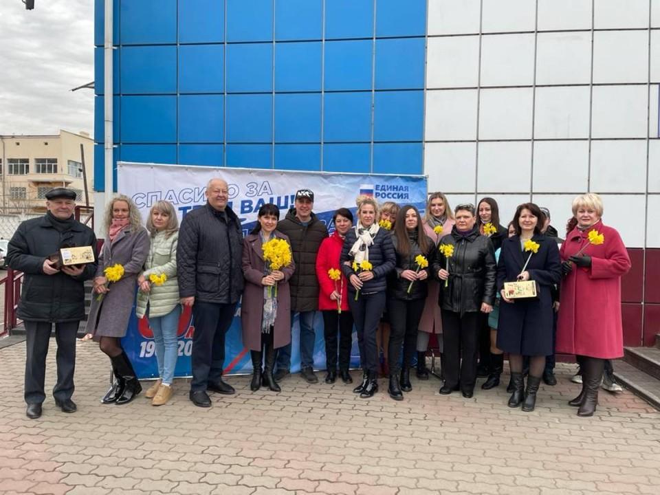 День космонавтики – большой праздник для всех работников завода. Фото: krasnoyarsk.er.ru