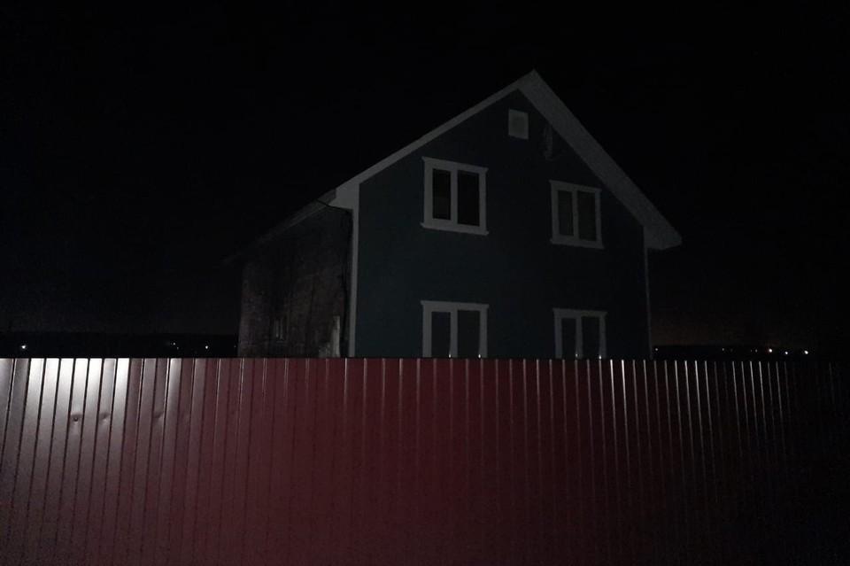 Мэрия опровергла слухи о горящем доме многодетной семьи на окраине Рязани. Фото: администрация Рязани.