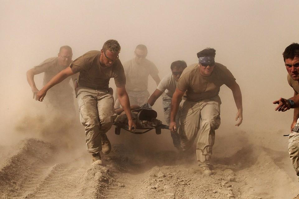 Американский контингент покинет страну к 20-летию террористической атаке 11 сентября