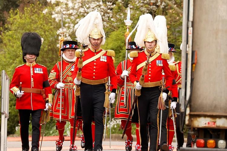 Sin un barrido real: ¿Cómo será el funeral del príncipe Felipe?