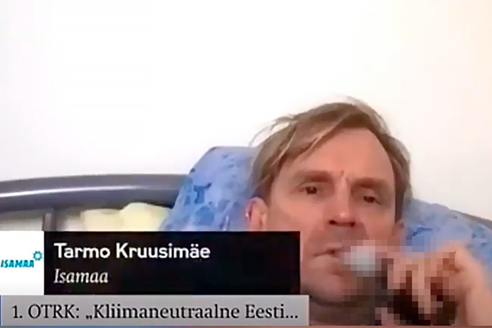Тармо Круусимяэ, депутат правоцентристской партии Эстонии. Фото: estonianworld.com