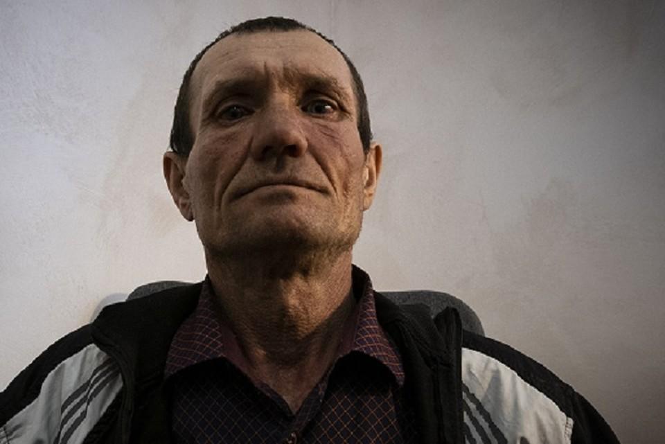 """Вячеслав сейчас восстанавливает паспорт. Фото: общественная организация """"Альтернатива"""""""