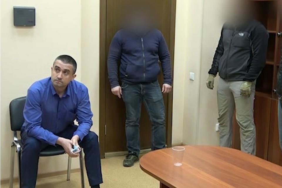 О задержании украинского консула ФСБ сообщила 17 апреля