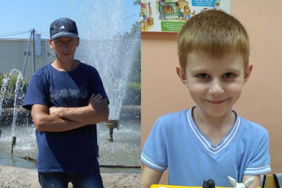 Артема (слева на фото) застрелили, когда он взял в заложники женщину-конвоира. Фото: соцсети/предоставлено родителями ребенка.
