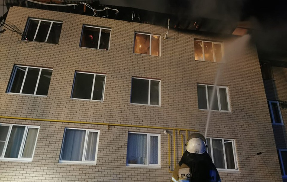Прокуратура начала проверку после взрыва газа в Нижегородской области.