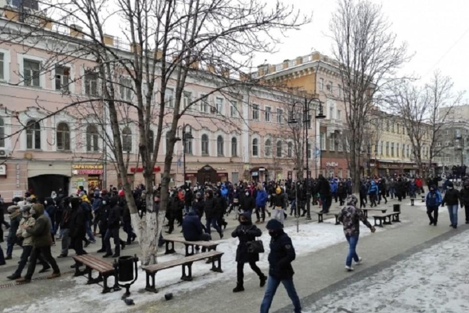 Митингующих агрессоров будут задерживать и привлекать к ответственности в Хабаровском крае