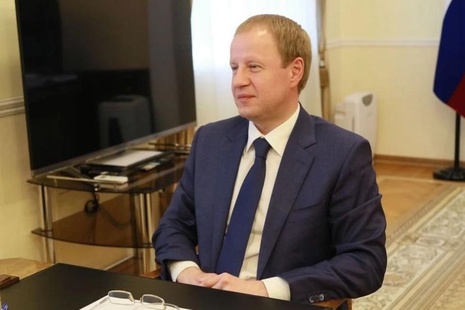 За работу в правительстве губернатор получил более 3,5 млн рублей