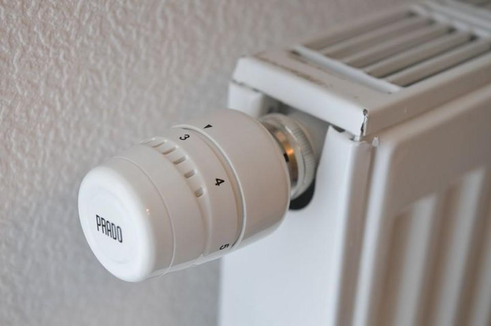 Отопление в домах отключат при установлении среднесуточной температуры +8 °C.