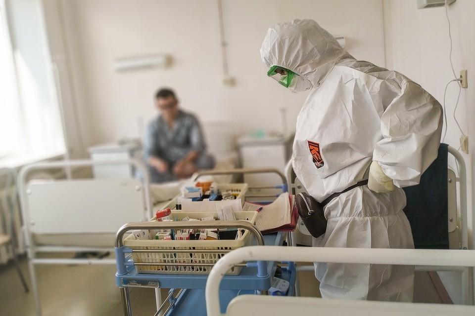 В регионе скончались 10 человек с коронавирусом