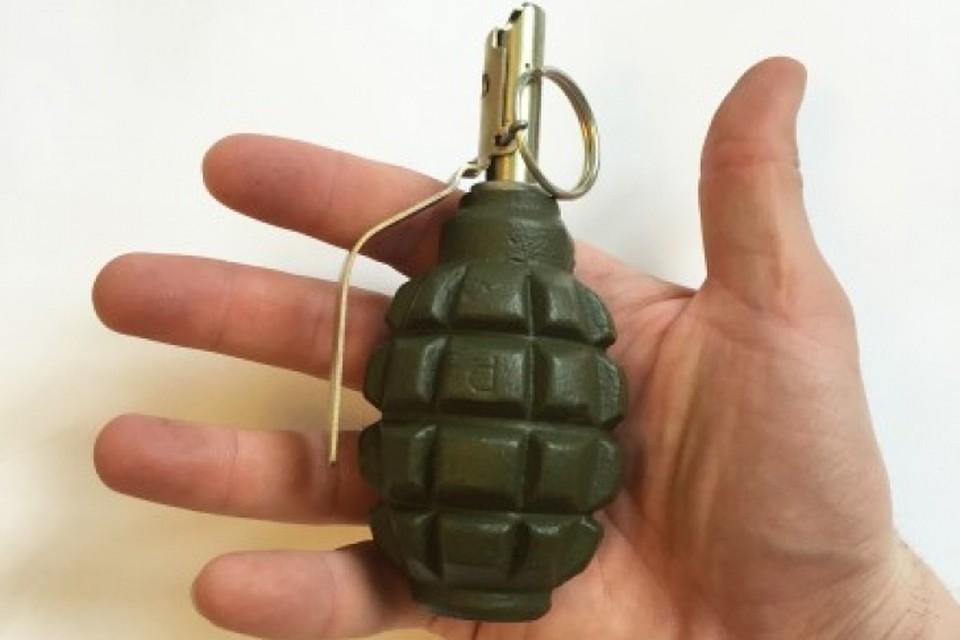 Пенсионер подорвал себя гранатой (Фото: soldat.pro).