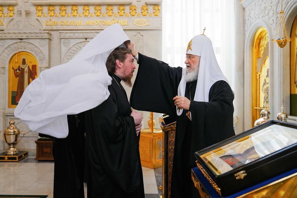 Новым митрополитом в Челябинской области назначен епископ Алексий. Фото: Челябинская митрополия