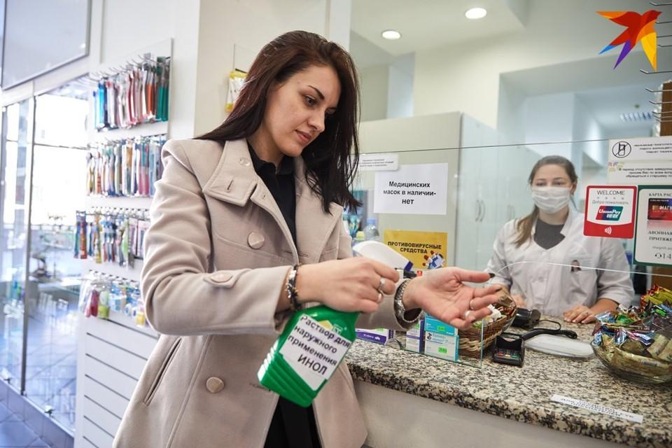 Последняя информация о ситуации с коронавирусом в Беларуси