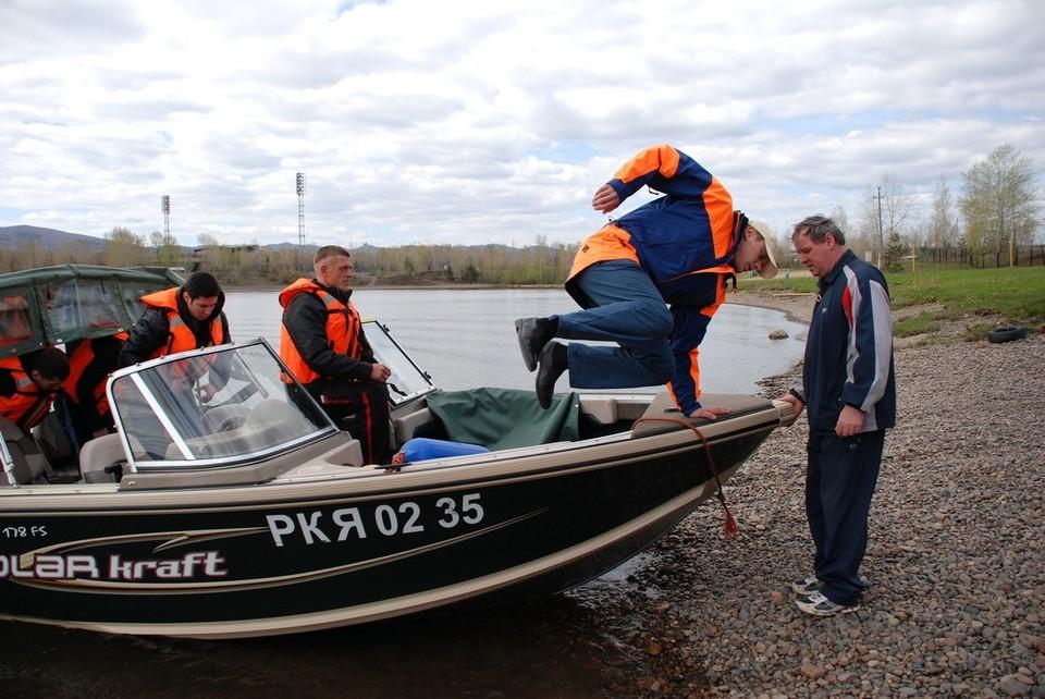 В правительстве Красноярского края обсудили ситуацию с подтоплениями