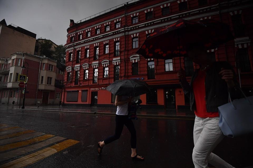 Синоптик рассказал о колебании температуры в Центральной России