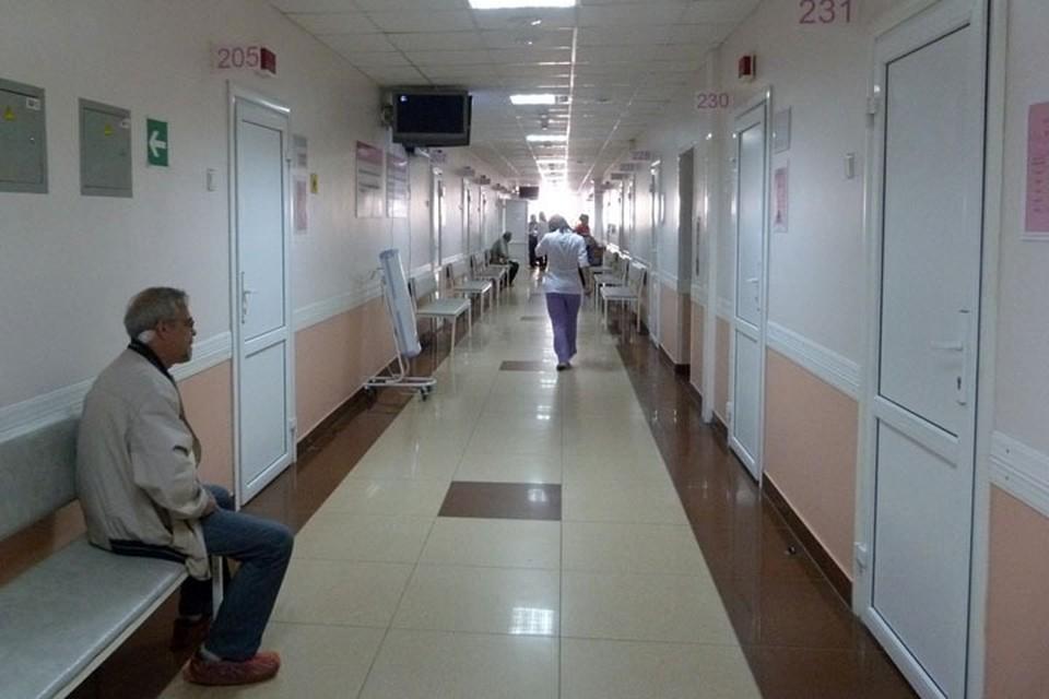 Врачи оказали первую медицинскую помощь