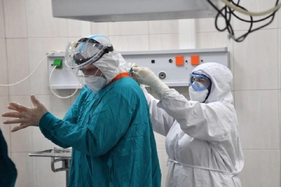 Еще 4 сибиряка скончались от коронавируса.