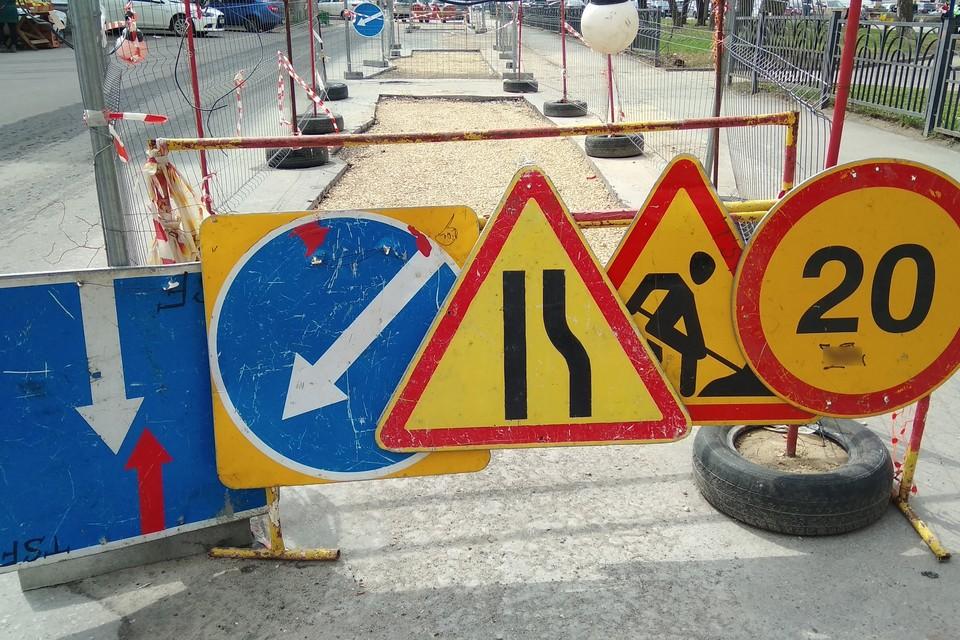 На ремонт дорог в Липецке планируют потратить более 151 млн рублей
