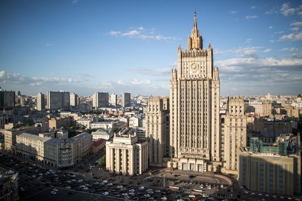 Россия объявила 10 американских дипломатов persona non grata