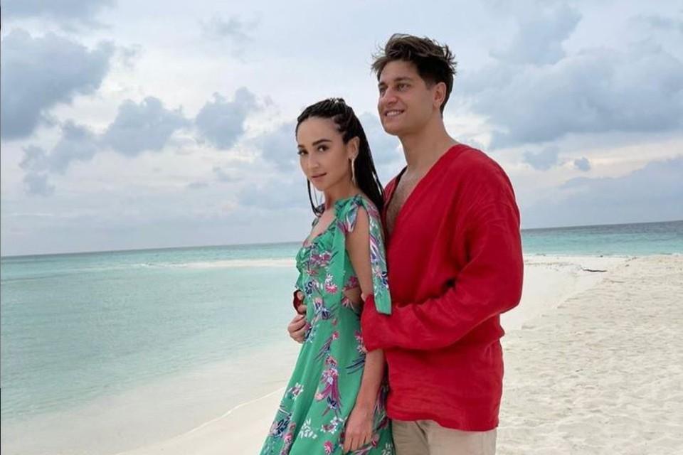 Ольга Бузова и Давид Манукян расстались в январе этого года. Фото: Инстаграм.