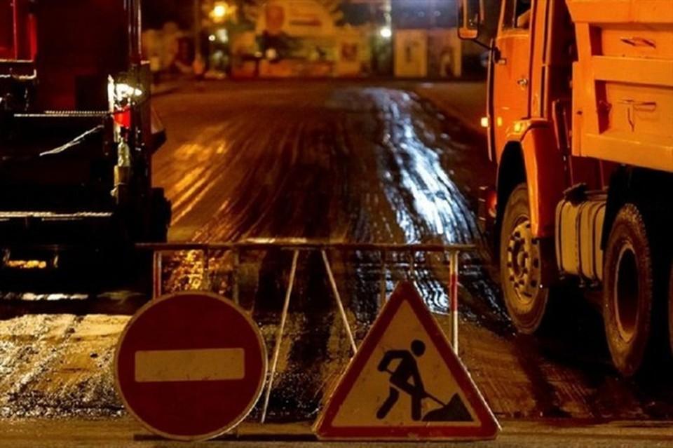 Всего в областном центре по нацпроекту отремонтируют 14 участков дорог.
