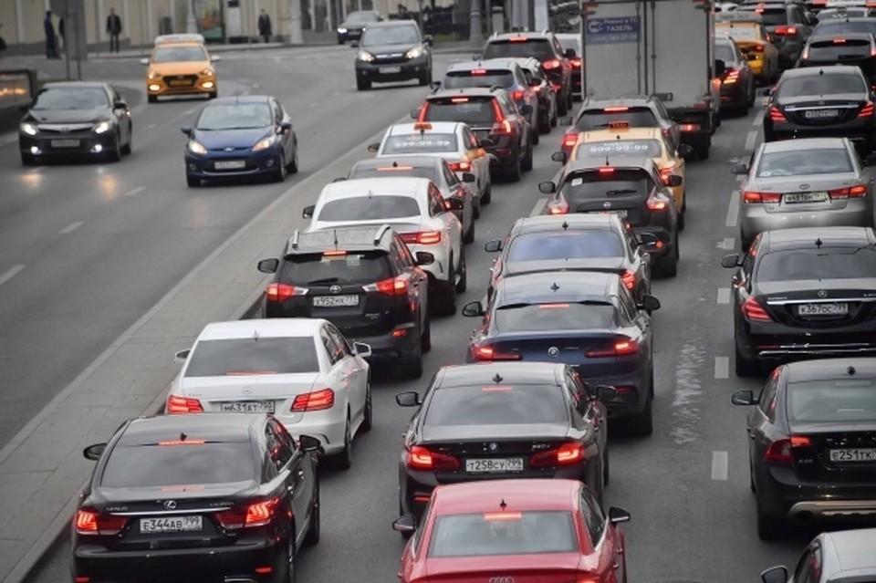 Рассказываем про пробки в Новосибирске 22 апреля 2021 года.