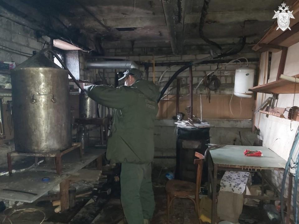 В Борском районе следователи СК выясняют обстоятельства травмирования пенсионеров.