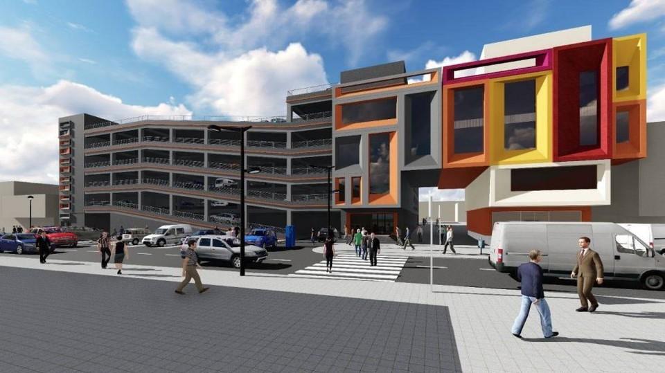 На центральном рынке Кишинёва может появиться парковка на 380 мест . Фото:aif.md
