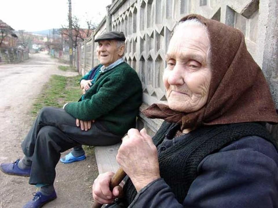 Какой должнв быть пенсия в Молдове, чтобы достойно жить? Фото: соцсети