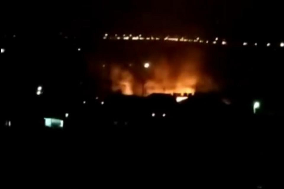 В регионе ввели особый противопожарный режим. Фото: instagram/artem.news.plus