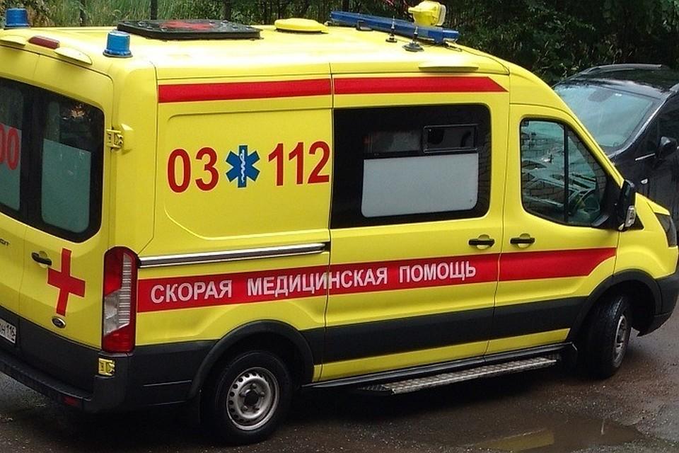 Всех пострадавших детей госпитализировали.