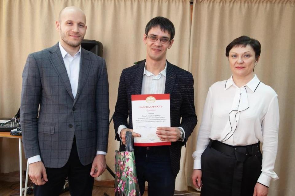 День отца прошел в Алтайском крае