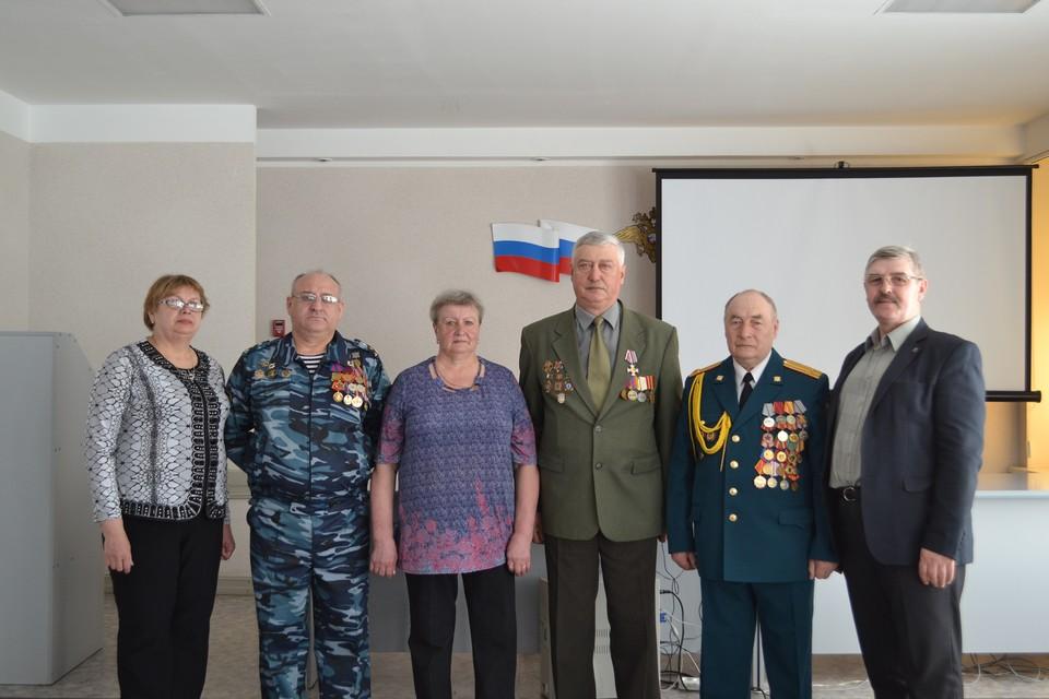 Мероприятие состоялось в канун 35-й годовщины аварии на Чернобыльской АЭС. Фото: Управление Росгвардии по Омской области