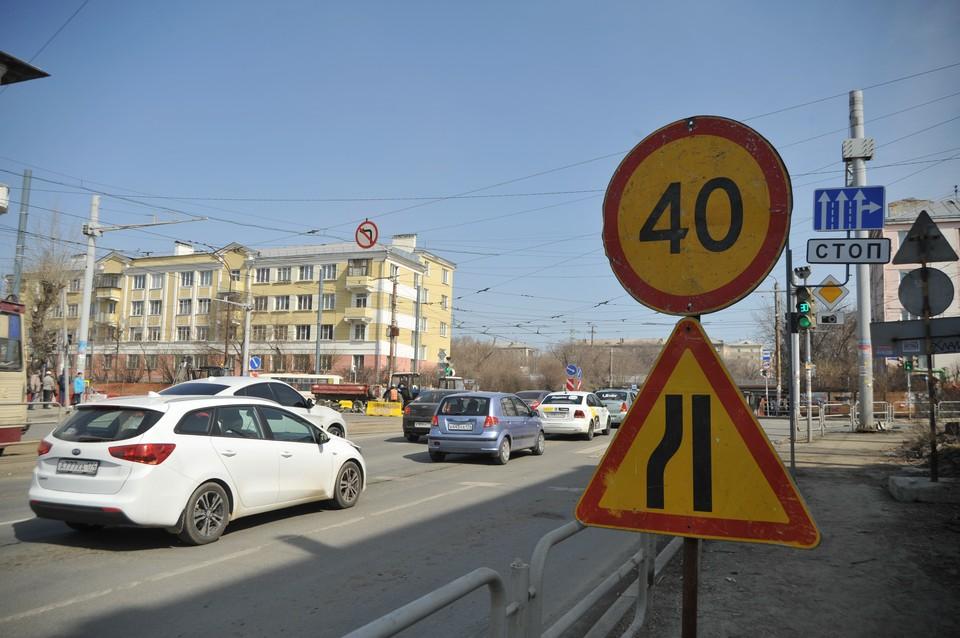В городе начался сезон ремонта дорог