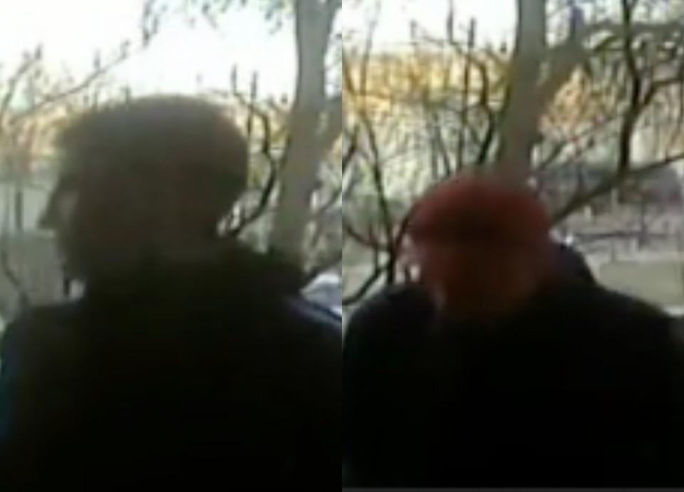 Полиция опубликовала видео с подозреваемыми, их могут узнать другие жертвы грабежей. Фото: пресс-служба ГУ МВД по Новосибирской области