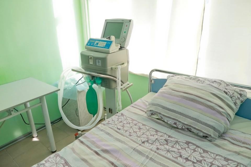 Коэффициент смертности от коронавируса в Кировской области - 0,83%.
