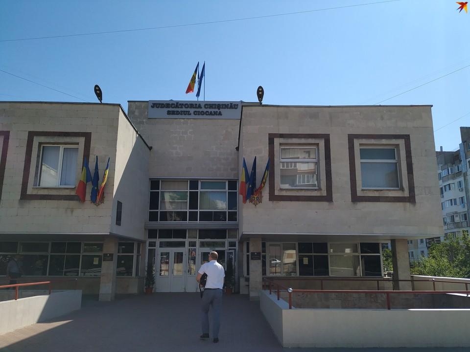 В суде сектора Чеканы в Кишиневе будет решатся судьба двух столичных зданий