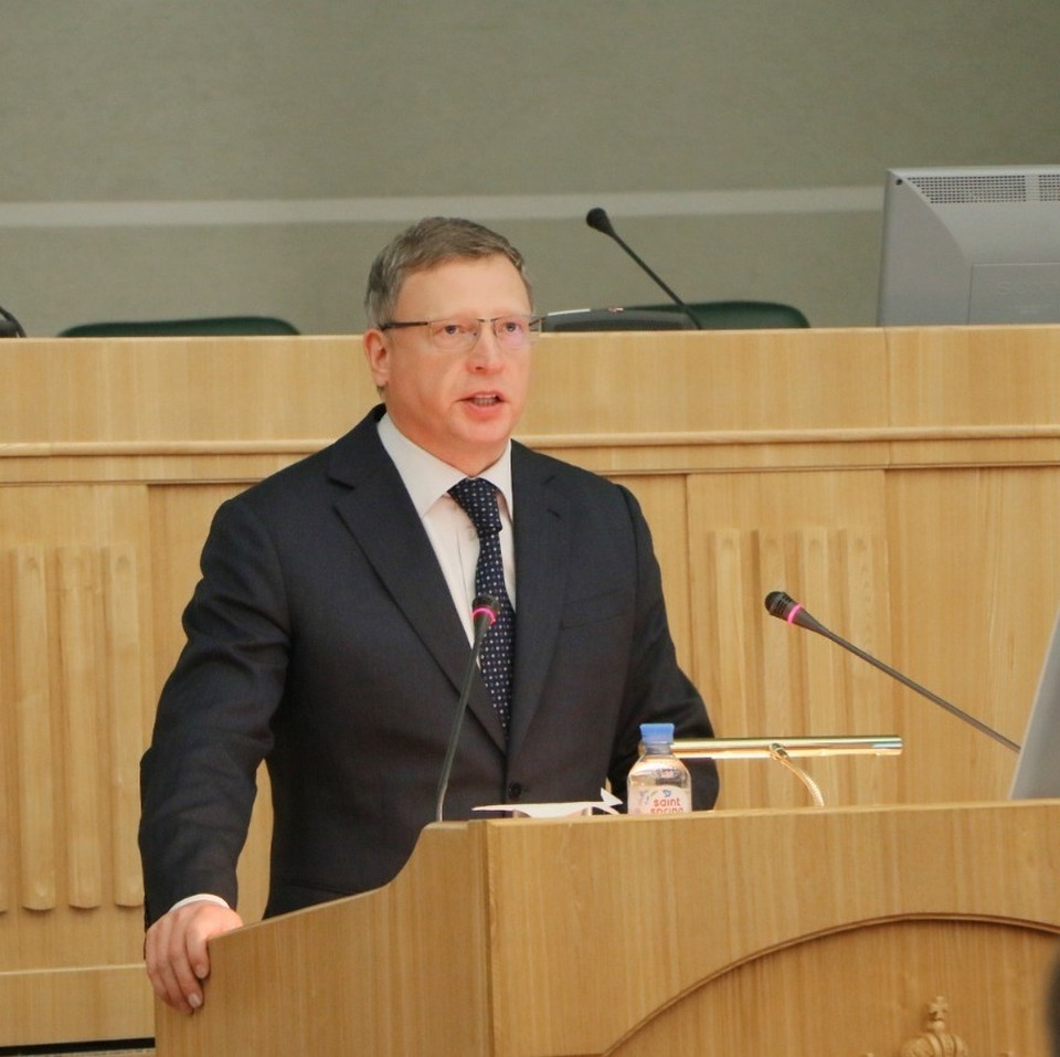 Губернатор призвал омичей голосовать за дизайн-проекты зеленых зон.
