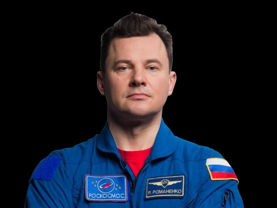 Роман Романенко, летчик-космонавт, Герой России